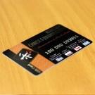 30mil Matte Plastic Cards